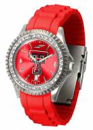 Texas Tech Red Raiders Sparkle Women's Watch