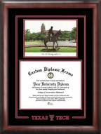 Texas Tech Red Raiders Spirit Graduate Diploma Frame