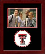Texas Tech Red Raiders Spirit Horizontal Photo Frame