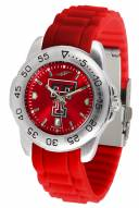 Texas Tech Red Raiders Sport Silicone Men's Watch