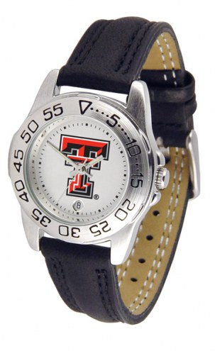 Texas Tech Red Raiders Sport Women's Watch