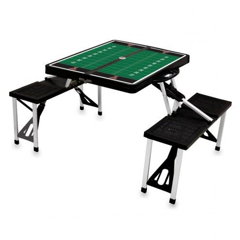 Texas Tech Red Raiders Sports Folding Picnic Table