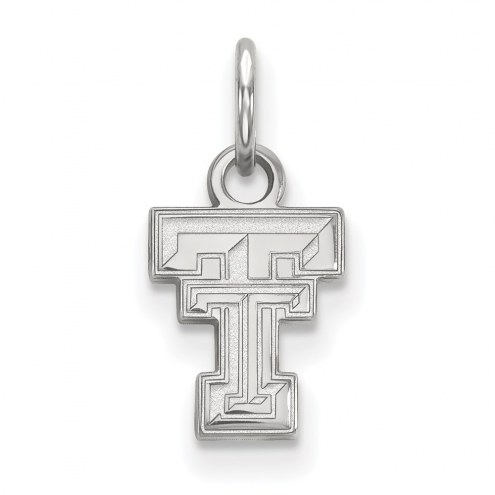 Texas Tech Red Raiders Sterling Silver Extra Small Pendant
