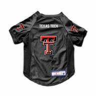Texas Tech Red Raiders Stretch Dog Jersey