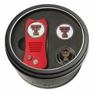 Texas Tech Red Raiders Switchfix Golf Divot Tool & Ball Markers