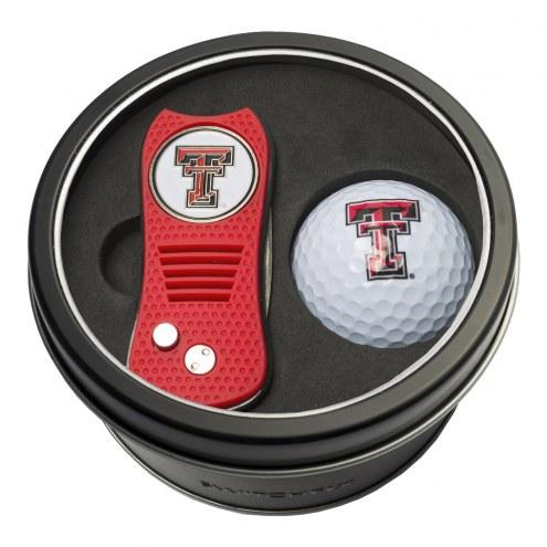 Texas Tech Red Raiders Switchfix Golf Divot Tool & Ball
