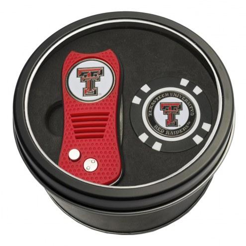 Texas Tech Red Raiders Switchfix Golf Divot Tool & Chip