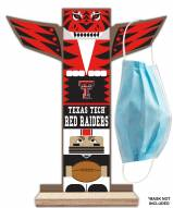 Texas Tech Red Raiders Totem Mask Holder