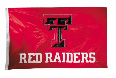 Texas Tech Red Raiders Two Sided 3' x 5' Flag
