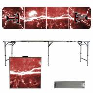 Texas Tech Red Raiders Victory Folding Tailgate Table