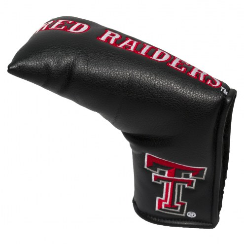 Texas Tech Red Raiders Vintage Golf Blade Putter Cover