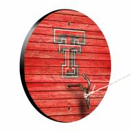 Texas Tech Red Raiders Weathered Design Hook & Ring Game