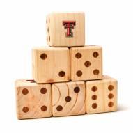 Texas Tech Red Raiders Yard Dice