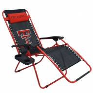 Texas Tech Red Raiders Zero Gravity Chair