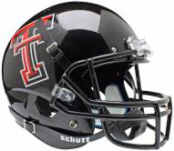 Texas Tech Schutt XP Collectible Full Size Football Helmet