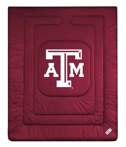 Texas A&M Aggies NCAA Twin Jersey Comforter