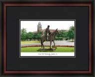 Texas Tech University Academic Framed Lithograph