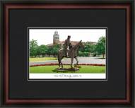 Texas Tech University Academic Framed Lithograph