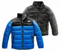 The North Face Boys' Reversible Mount Chimborazo Jacket