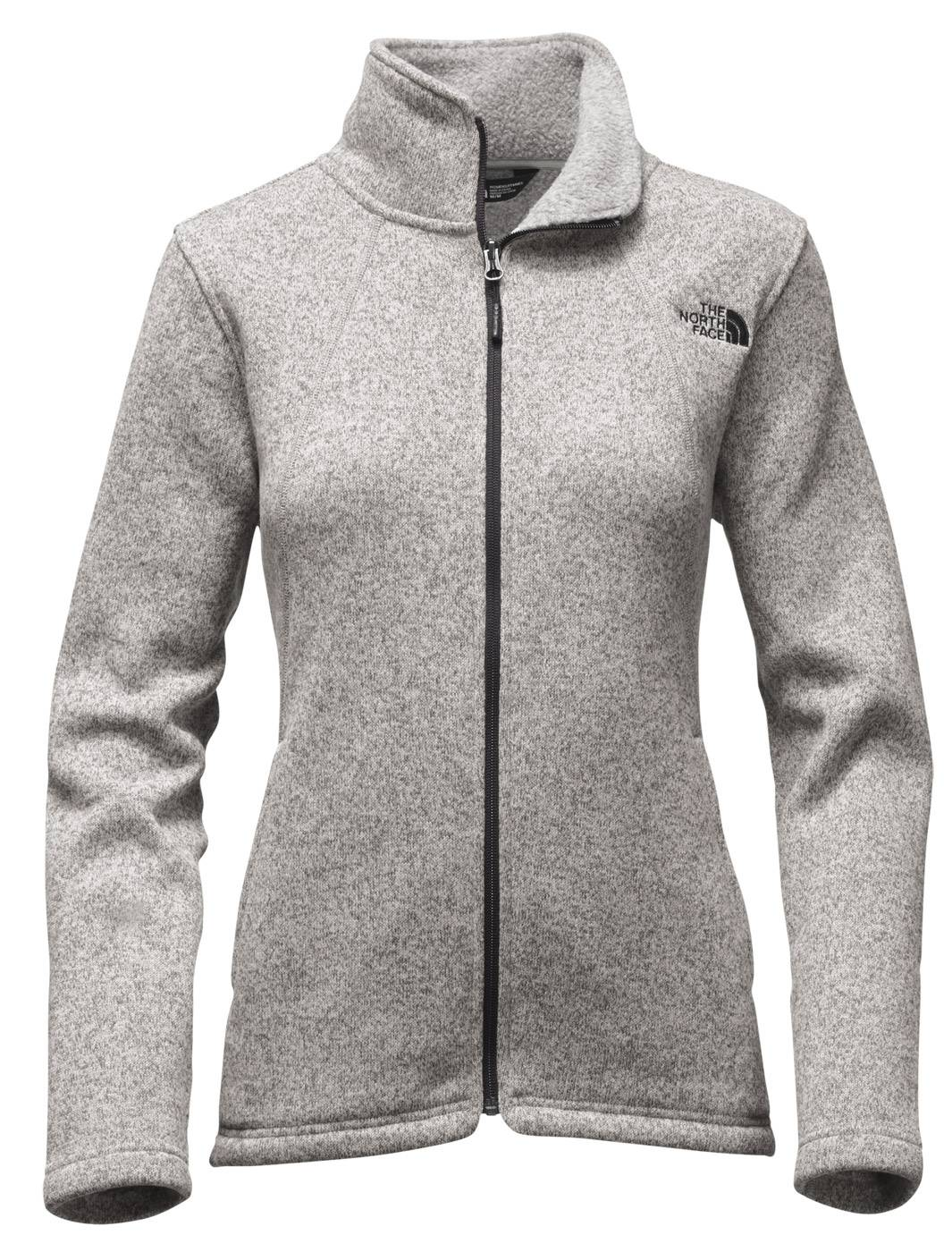 8aba9b589 The North Face Custom Women's Crescent Full Zip Jacket
