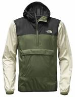 The North Face Men's Fanorak Pullover Jacket