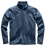 The North Face Tech Glacier 1/4 Zip Men's Custom Fleece Pullover