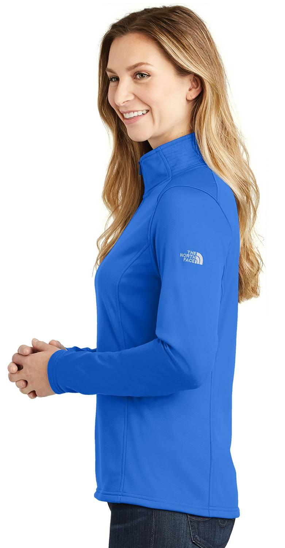 6f3a1cff1 The North Face Tech 1/4 Zip Women's Custom Fleece Jacket