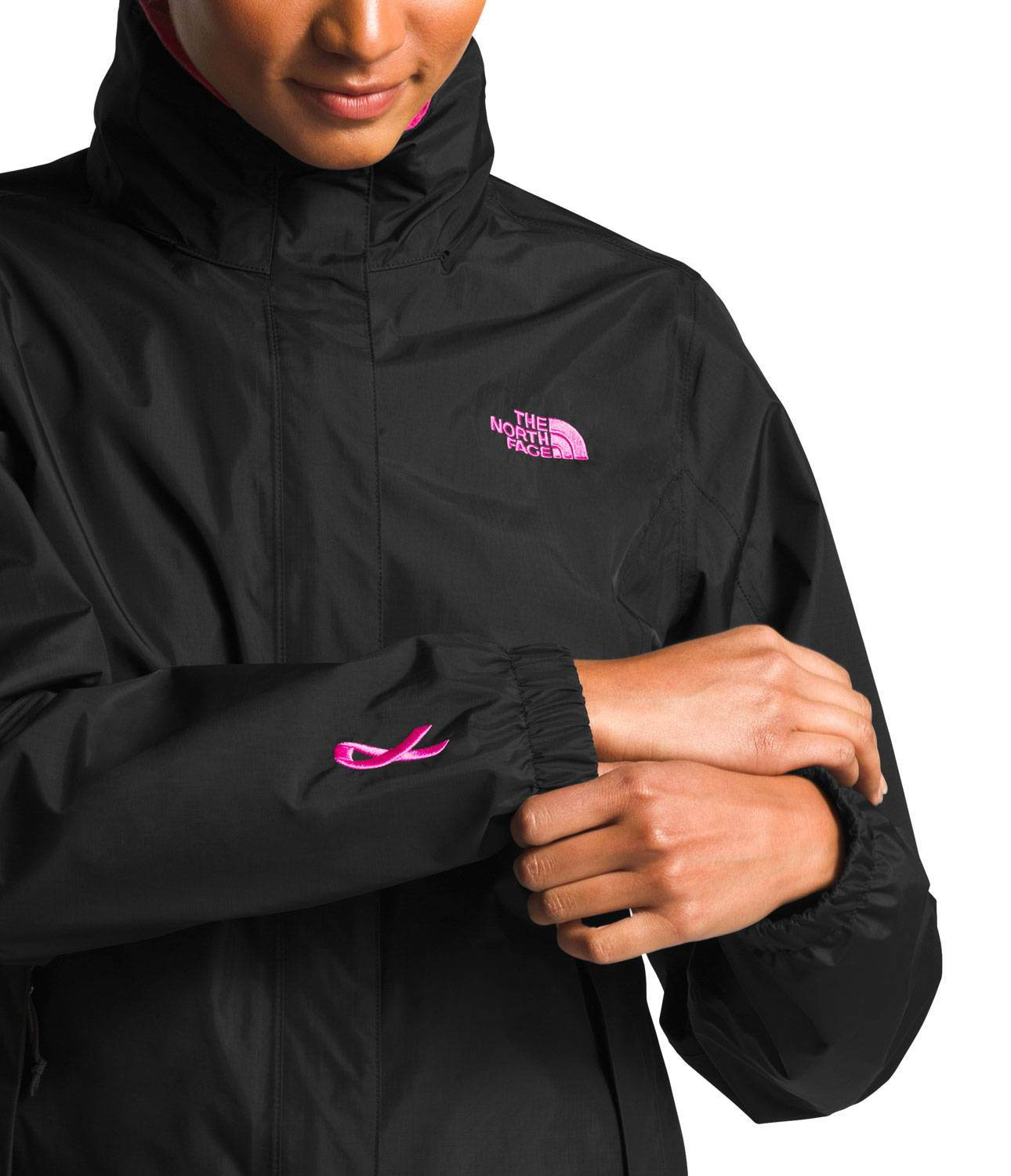 f35c7e0c1c4d ... shop prev. next. help raise breast cancer awareness with the north face  womens pink