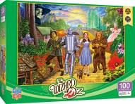 The Wizard of Oz 100 Piece Puzzle