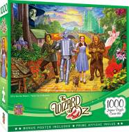 The Wizard of Oz Off To See the Wizard 1000 Piece Puzzle