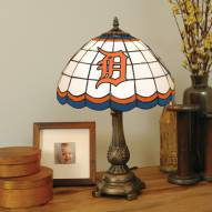 Detroit Tigers MLB Stained Glass Table Lamp