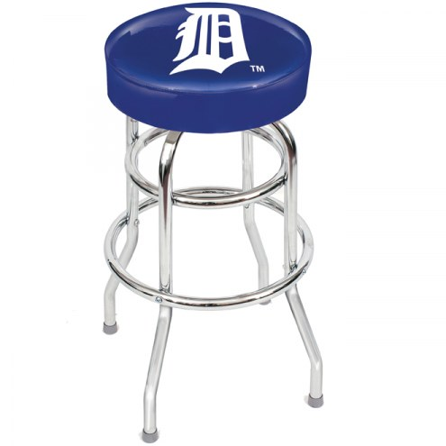 Detroit Tigers MLB Team BAR Stool