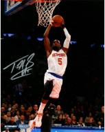 Tim Hardaway Jr Signed Two Handed Dunk 8 x 10 Photo
