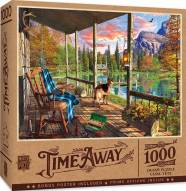 Time Away Sunset Ritual 1000 Piece Puzzle