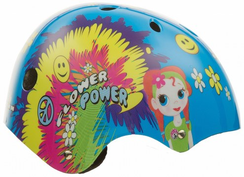 Titan Flower Power Girls' Helmet
