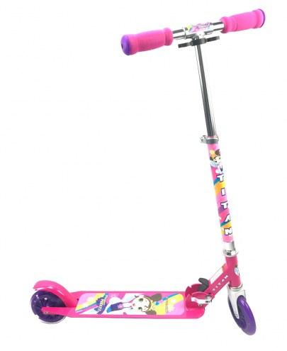 Titan Flower Princess Light Up Girls' Scooter