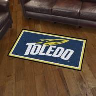 Toledo Rockets 3' x 5' Area Rug