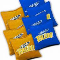 Toledo Rockets Cornhole Bags