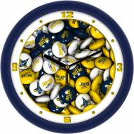 Toledo Rockets Candy Wall Clock