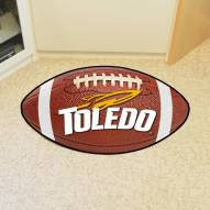Toledo Rockets Football Floor Mat