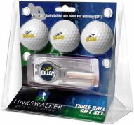 Toledo Rockets Golf Ball Gift Pack with Kool Tool
