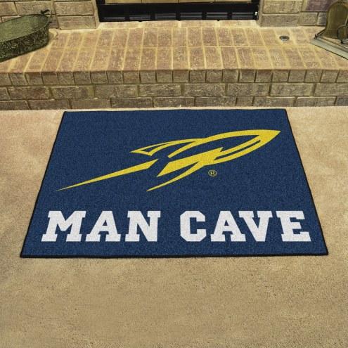Toledo Rockets Man Cave All-Star Rug