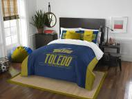 Toledo Rockets Modern Take Full/Queen Comforter Set