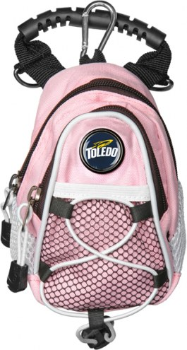 Toledo Rockets Pink Mini Day Pack
