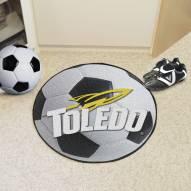 Toledo Rockets Soccer Ball Mat