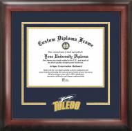 Toledo Rockets Spirit Diploma Frame