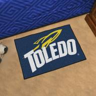Toledo Rockets Starter Rug