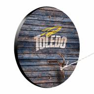 Toledo Rockets Weathered Design Hook & Ring Game