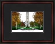 University of Toledo Academic Framed Lithograph