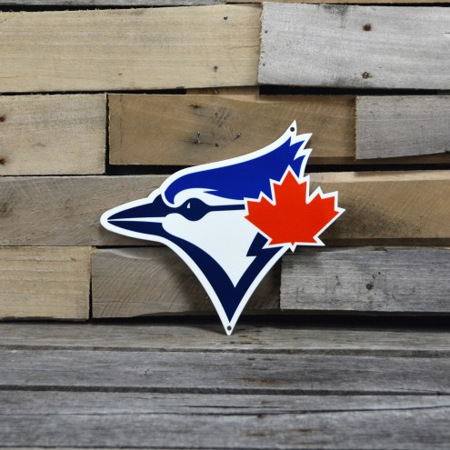 "Toronto Blue Jays 12"" Steel Logo Sign"